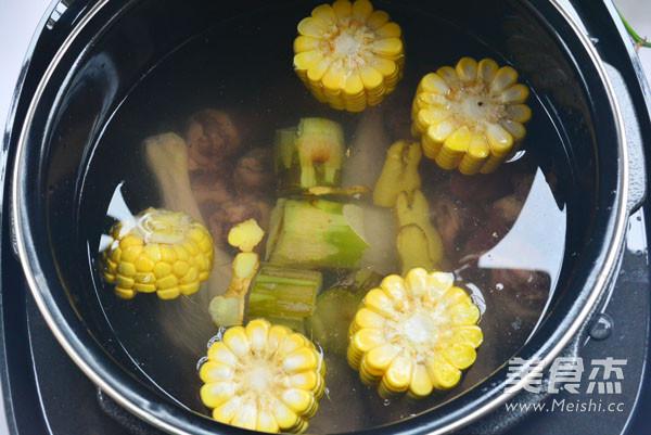 清凉降火鸭味汤怎么做