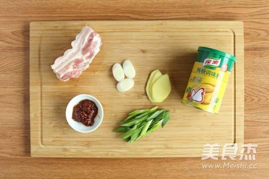 回锅肉的做法大全