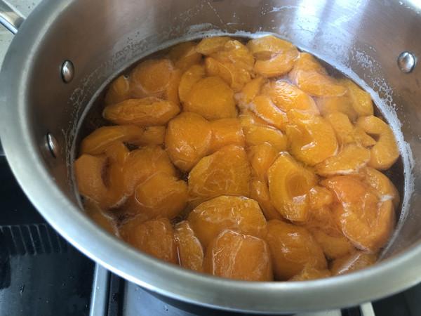 黄杏罐头怎么炒