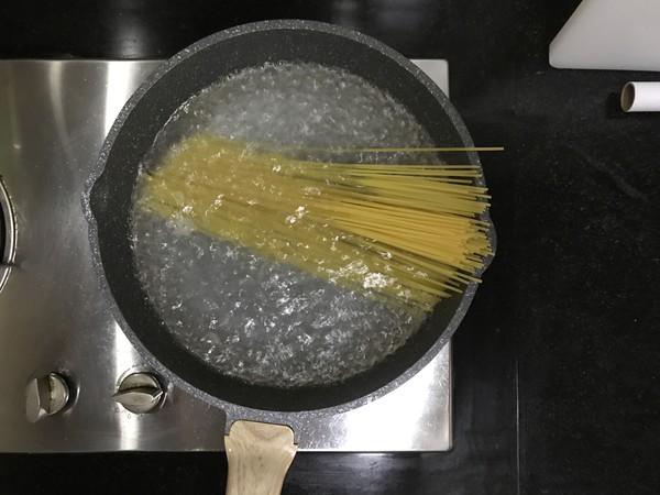 黑椒意粉(超浓郁黑椒味)的家常做法