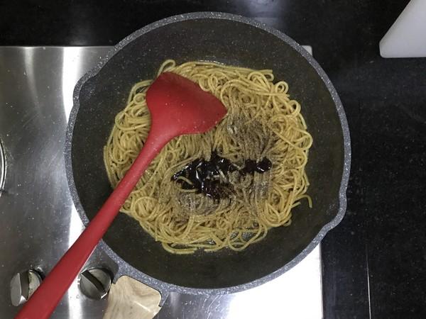 黑椒意粉(超浓郁黑椒味)怎样煸