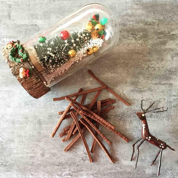 巧克力棒饼干成品图