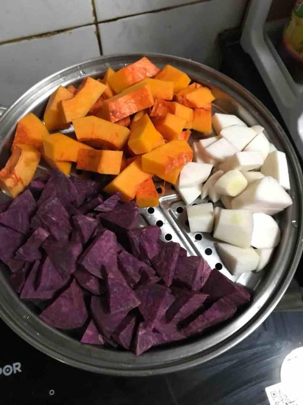 红豆芋圆的做法大全
