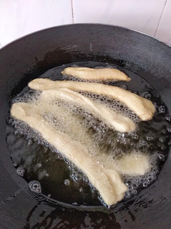 自制炸油条怎么煮