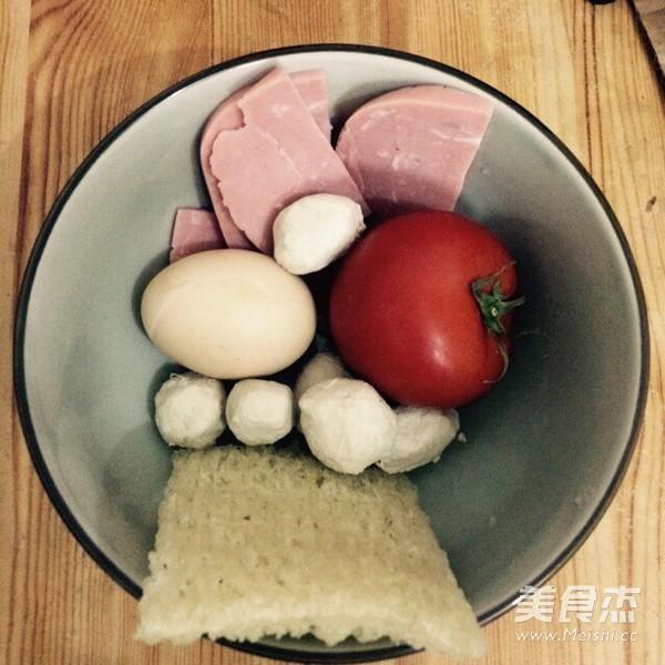 番茄鸡蛋细米粉的做法大全