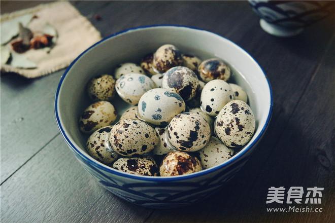 快手卤蛋的家常做法