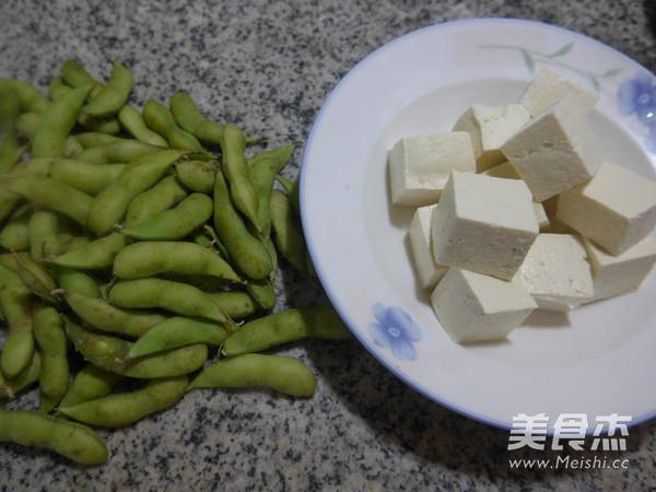 毛豆烧豆腐的做法大全
