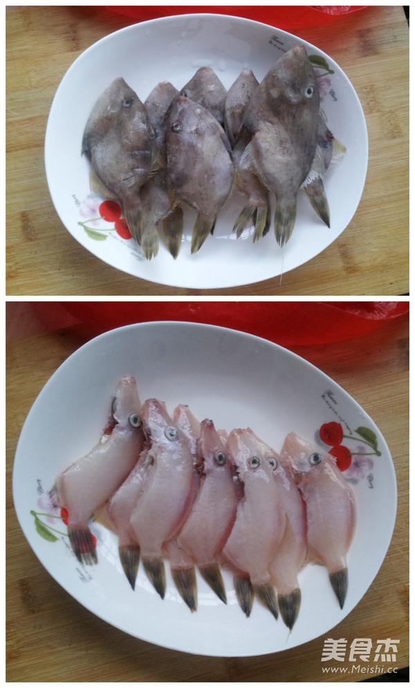 剥_红烧剥皮鱼的做法_红烧剥皮鱼怎么做_美食杰