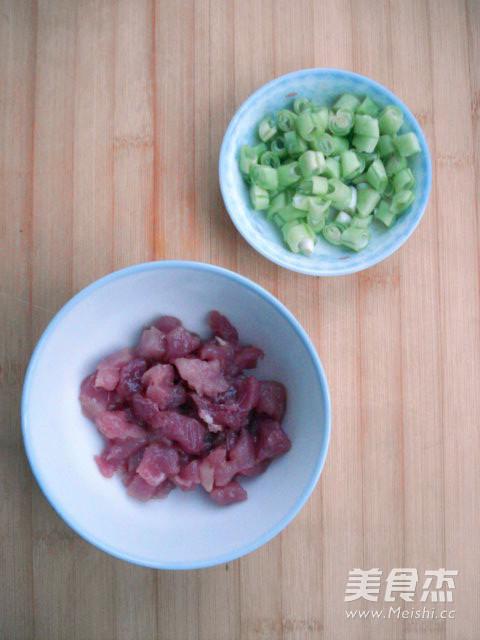 肉丁酱油炒饭的做法图解