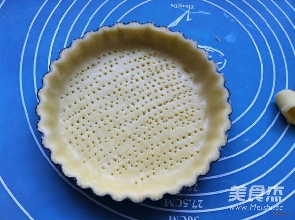 蓝莓奶酪派的简单做法