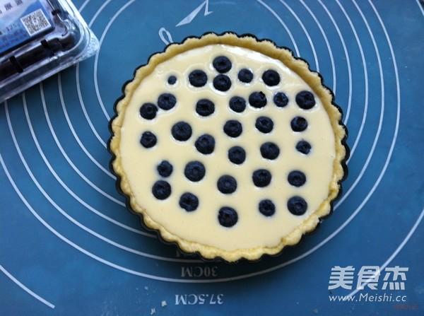 蓝莓奶酪派怎么煸