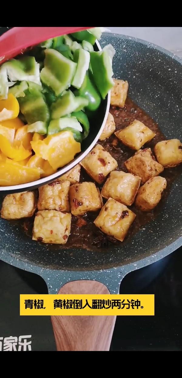 香辣石屏小豆腐怎么炒