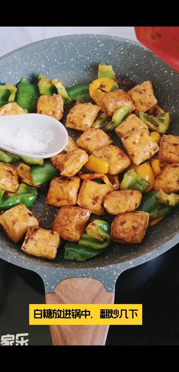 香辣石屏小豆腐怎么煮