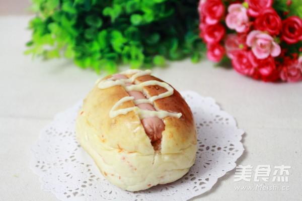 红萝卜热狗早餐包怎么煸
