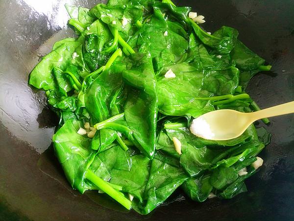清炒木耳菜怎么吃