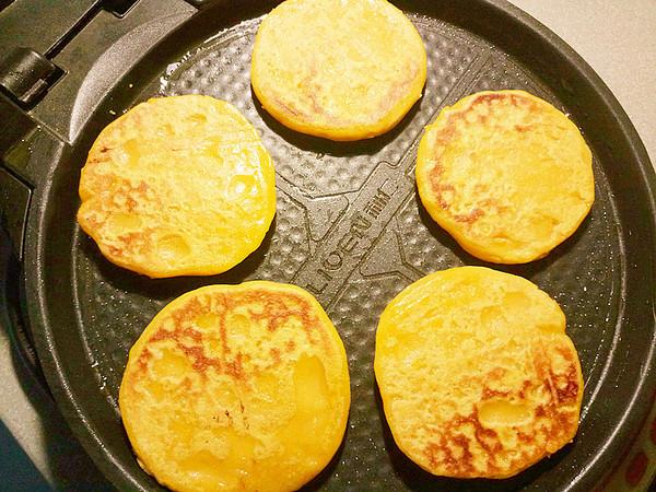 奶香南瓜饼怎么做