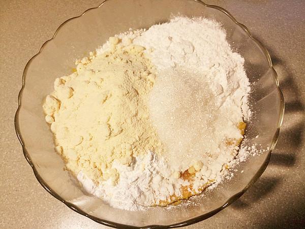 奶香南瓜饼的家常做法