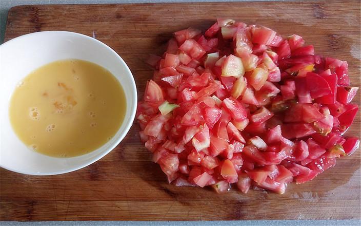美味番茄鸡蛋饺子的做法图解
