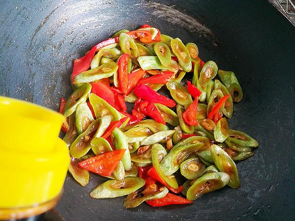 清炒蛇豆怎么做
