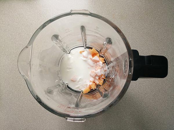 木瓜奶昔的做法图解