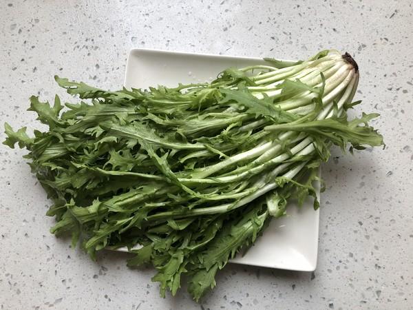 凉拌豆豉苦菊的做法大全