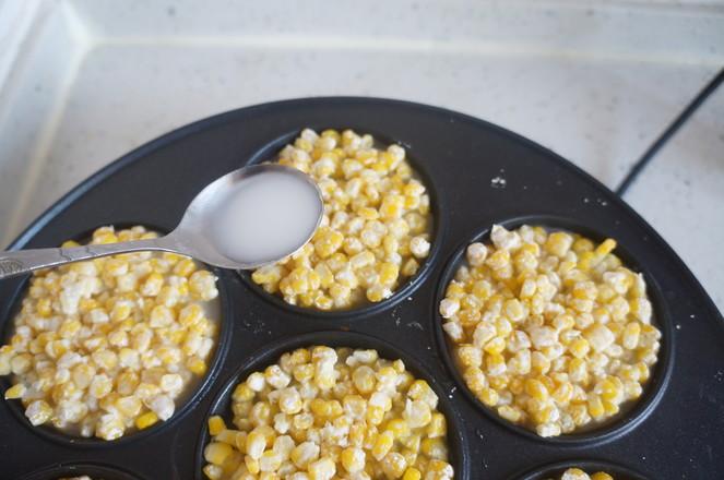 冰花玉米烙怎么做