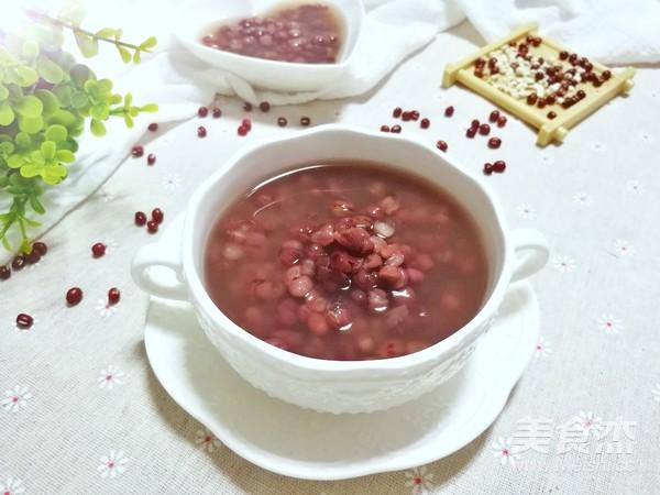 祛湿排毒的薏米红豆粥怎么炖