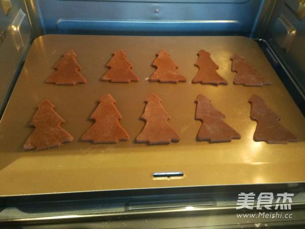 姜糖圣诞树饼干怎么煮