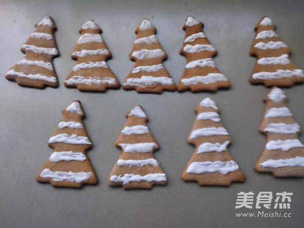 姜糖圣诞树饼干怎样煮