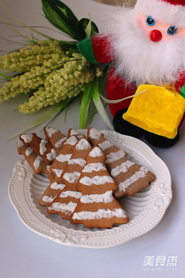 姜糖圣诞树饼干怎样炖