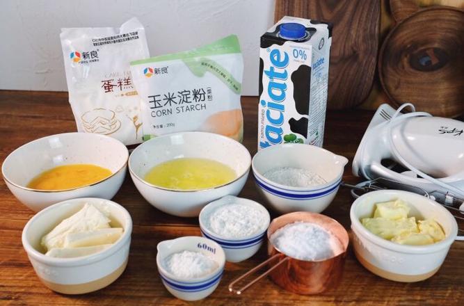 Q弹软萌的日式芝士蛋糕的做法大全