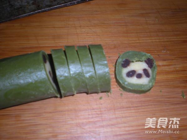 熊猫饼干的制作大全