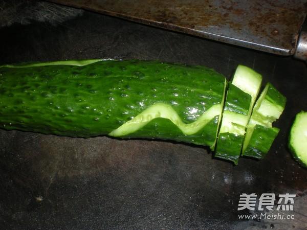 香辣拍黄瓜的做法图解