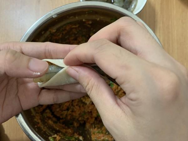 好吃不过鲜虾锅贴怎么煮
