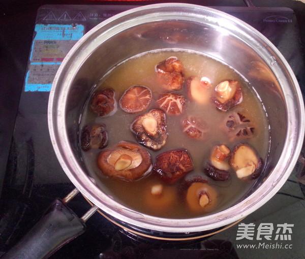 香菇油菜包子怎么做