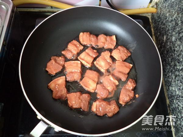 香煎南乳五花肉怎么炒