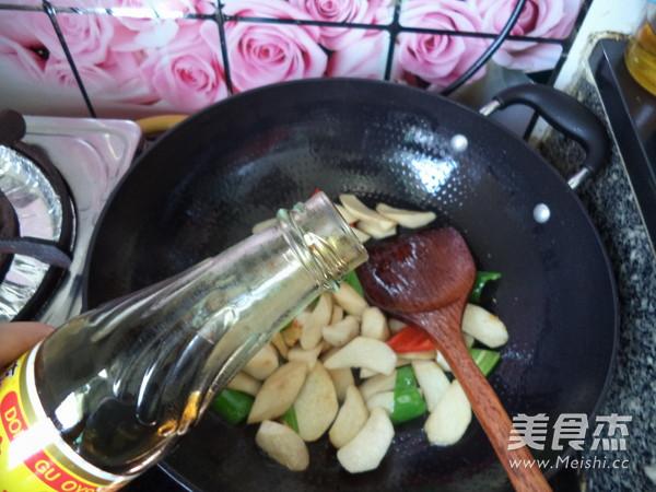 蚝油杏鲍菇怎么煸