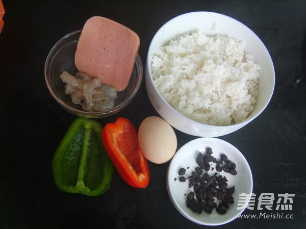 姜豉炒饭的做法大全