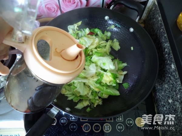 手撕包菜怎么煮