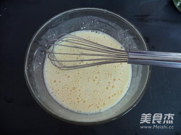 香葱鸡蛋煎饼怎么做