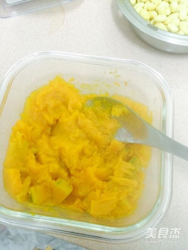 南瓜鸡蛋饼的家常做法