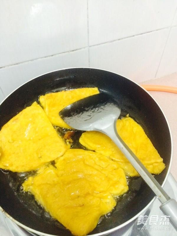 南瓜鸡蛋饼怎么做