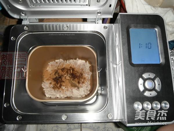五香猪肉松怎样煮