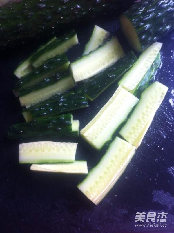 酱黄瓜的做法图解