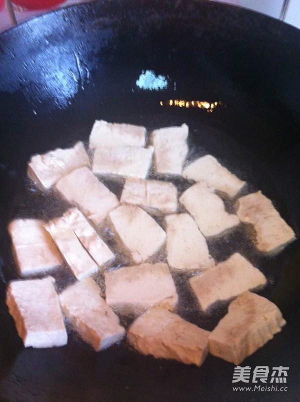 肉酱老豆腐的做法图解
