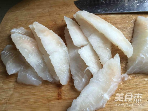 酸汤龙利鱼片的做法图解