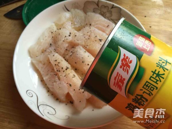 酥炸龙利鱼怎么吃