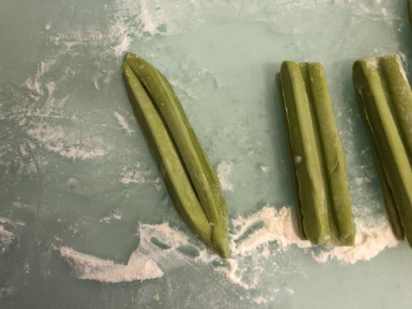 菠菜油条怎么煸