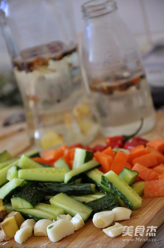 自制泡菜的做法图解