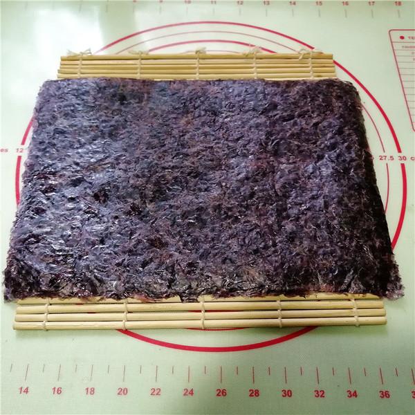 紫菜包饭怎么做